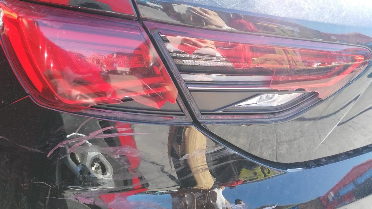 Seat León Cupra antes de entrar en Automatri